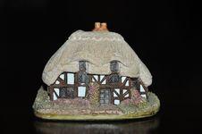 Free House - Miniature Model Stock Photos - 14400393