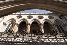 Free Sculpted Details Of Historical Building Stock Photo - 14400720