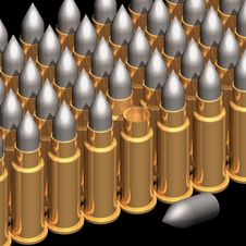Free Cartridges. Stock Images - 14401604