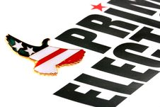 Free Primary Election Royalty Free Stock Image - 14401696