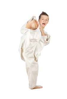 Free Martial Arts Boy Stock Photos - 14402053