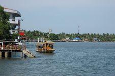 Free River Boats Royalty Free Stock Photos - 14402558