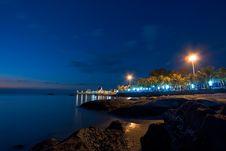 Free Waterfront Pavilion Stock Photos - 14403863
