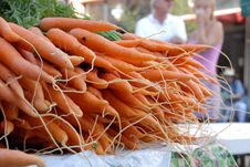 Saturday Market Royalty Free Stock Photography