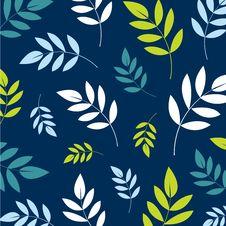 Free Vector Leaf Background Design Stock Image - 14404831