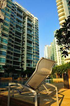 Free Modern Building Royalty Free Stock Photo - 14406195