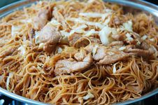 Free Fried Rice Vermicelli Stock Images - 14407634