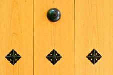 Free Temple Door Royalty Free Stock Image - 14408306