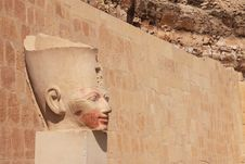 Free Stone Pharaoh S Head Stock Photo - 14408460