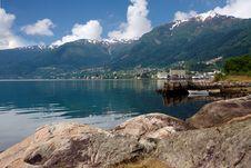 Free Lake In The Mountain Stock Photos - 14408483
