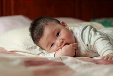 Free Baby Royalty Free Stock Photography - 14408687