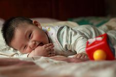 Free Baby Stock Photography - 14409042
