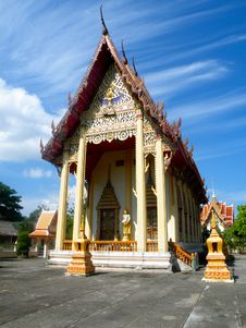 Free Phuket Temple Royalty Free Stock Images - 14409729
