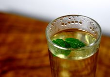 Free Peppermint Tea Stock Photography - 14409872