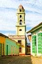 Free Street Of Trinidad Stock Photos - 14415453