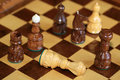 Free Play Chess Measure Stock Image - 14419551