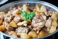 Free Potato Chicken Royalty Free Stock Photo - 14419585