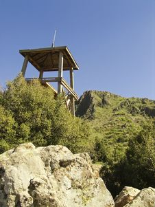 Free Forest Fire Tower Stock Photo - 14411030