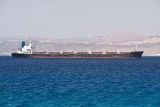 Free Cargo Ship Stock Photography - 14411092