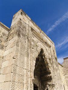Turkish Madrasah Gate Stock Photos