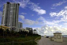 Free Miami Beach Stock Images - 14411664