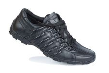 Free Black Leather Sport Shoe Stock Images - 14411944