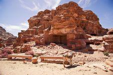 Free Petra Royalty Free Stock Photo - 14412155
