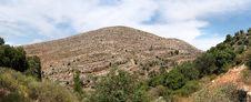 Free Judean Mountain Landscape Stock Image - 14412641