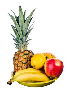Free Fruits Royalty Free Stock Photos - 14413288