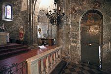 Free Medieval Church Internal Stock Photos - 14413873