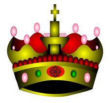 Free The Gold(en)  Crown Stock Photos - 14415773
