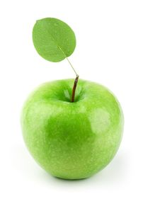 Free Green Apple Stock Photos - 14416263