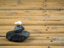 Free Zen Rock Stock Photography - 14417032