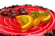 Free Delicious Birthday Cake Royalty Free Stock Image - 14417056