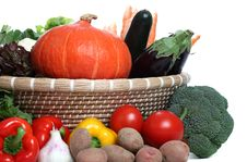 Free Assorted Vegetables Royalty Free Stock Photography - 14418597