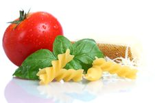 Free Basic Pasta Royalty Free Stock Photo - 14418815