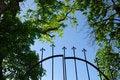 Free Iron Gate Stock Photography - 14420352