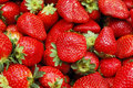Free Close Up Of Strawberry Stock Photography - 14425782