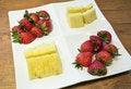 Free Fruit Platter. Stock Images - 14427474