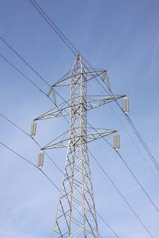 Free Electricity Pylon Stock Image - 14420571