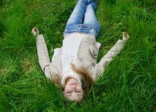 Free Girl Stock Photography - 14420902