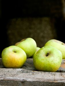 Free Green Apples Stock Photos - 14421943