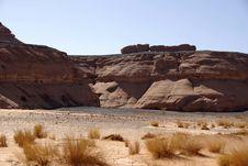 Free Desert In Libya Royalty Free Stock Photography - 14421947