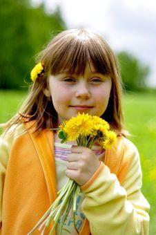 Free Little Girl Stock Photo - 14423060