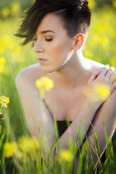 Free Sensual Portrait Stock Images - 14423084