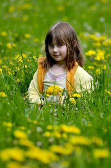 Free Little Girl Stock Images - 14423134