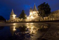 Free Fisherman S Bastion Budapest Royalty Free Stock Images - 14424449