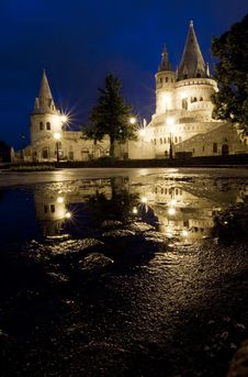 Free Fisherman S Bastion Budapest Royalty Free Stock Images - 14424469