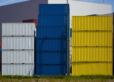 Free Containers Stock Photo - 14424940