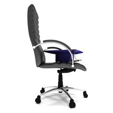Free Bachelor S Hat In Office Chair Royalty Free Stock Image - 14425566